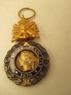 Medaille   Valeur Militaire - France
