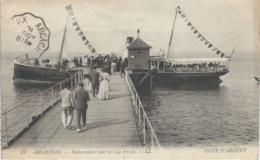 France - ARCACHON - Embarcadère Pour Le Cap Ferret - Arcachon
