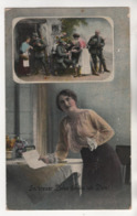 +3110, Feldpost, - Weltkrieg 1914-18