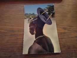 147903 L' AFRIQUE EN COULEURS CONGO BELGA  FEMME MANGBETU - Congo Belga - Altri