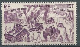 Guadeloupe - Aérien , Yvert N° 9  * - Ah 31502 - Guadeloupe (1884-1947)