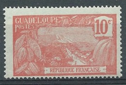 Guadeloupe  - Yvert N° 59 **  -  Ah 31520 - Guadeloupe (1884-1947)