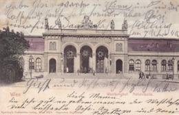 Wien * Westbahnhof, Abfahrtseite * Österreich * AK634 - Vienna Center