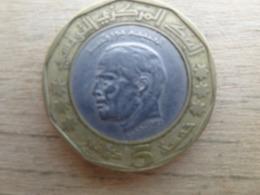 Tunisie  5 Dinars  2002  Km 350 - Tunisie
