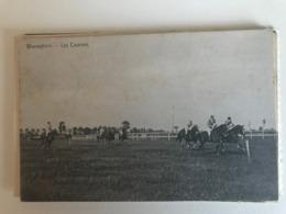 Waregem - Waereghem - Les Courses - Gelopen 1908 - Waregem