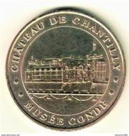 Chasse. Monnaie De Paris 60.Chantilly - Château  Musée Condé 2006 - 2006