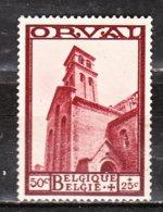 366**  Grande Orval - Bonne Valeur - MNH** - COB 135 - Regommé - LOOK!!!! - Belgium