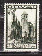 367**  Grande Orval - Bonne Valeur - MNH** - COB 135 - Regommé - LOOK!!!! - Belgium