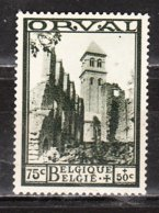 367**  Grande Orval - Bonne Valeur - MNH** - COB 135 - Regommé - LOOK!!!! - Belgique
