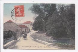 CP 52 PIEPAPE Entrée Du Village - France