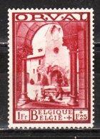 368**  Grande Orval - Bonne Valeur - MNH** - COB 135 - Regommé - LOOK!!!! - Belgique