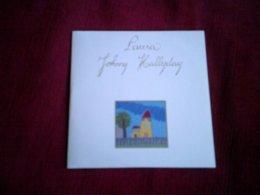 JOHNNY  HALLYDAY    LAURA   °°°° ;cd    SINGLE DE COLLECTION - Musique & Instruments