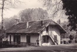 CPSM 37 @ CHANCEAUX Près LOCHES @ Le CHALET Des CHASSEURS En 1961 - Pavillon De Chasse - France