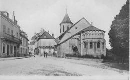 AHUN : Place De L'Eglise - Frankreich