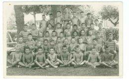 64 -- BORDABERRY - CARTE PHOTOS D'ENFANTS - COLONIE - A IDENTIFIER - - Hendaye