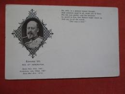 Edward VII Rex Et Imperator  > Ref   3600 - Royal Families