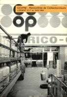 CCVPM - Rencontres De Collectionneurs Lorient 1984 - LORIENT - Livraison De Bouteilles De Gaz - Bourses & Salons De Collections