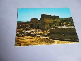 ASWAN ...ISIS TEMPLE AT PHILAE - Assuan