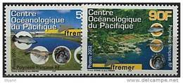 Polynésie, N° 674 à N° 675** Y Et T - Polynésie Française