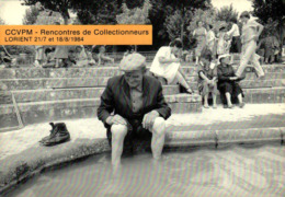 CCVPM - Rencontres De Collectionneurs Lorient 1984 - Sainte-Anne D'Auray - Pardon 1983 - Bourses & Salons De Collections