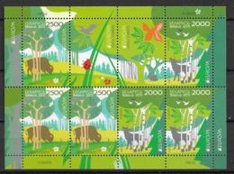 2011 MNH Belarus Postfris** - 2011