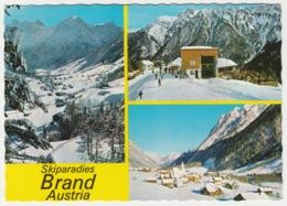 BRAND, VORARLBERG, AUSTRIA MULTIVIEW. UNPOSTED - Bludenz