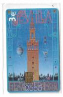 Spain - Telefonica - Feria De Sevilla 2005 - P-563 - 02.2005, 4.030ex, NSB - España