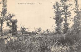CPA 60 PLESSIER DE ROYE LA PLACE  Guerre 194 1918 - France