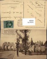 630284,Anvers Antwerpen Exposition Internationale 1930 Zicht Op Oud Belgie En Praalin - Belgien