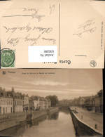630280,Tournai Quais St Brice Et Du Marche Aux Poissons Belgium - Belgien