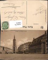 630279,Tournai Le Beffroi Et Les Halles Aux Draps Belgium - Belgien