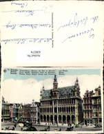 630274,Bruxelles Brüssel Grand Place Grote Markt Belgium - Belgien