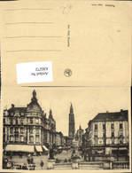 630272,Anvers Antwerp Antwerpen Sugar Canal Belgium - Belgien