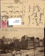 630267,Anvers Antwerpen Theatre Lyrique Flamand Theater Straßenbahn Belgium - Belgien
