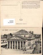 630263,Bruxelles Brüssel Theatre Royal De La Monnaie Theater Belgium - Belgien