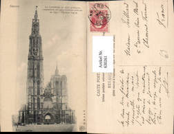 630261,Anvers Antwerpen La Cathedrale Kathedrale Belgium - Belgien