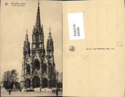 630260,Bruxelles Laeken Eglise Notre-Dame Kirche Belgium - Ohne Zuordnung