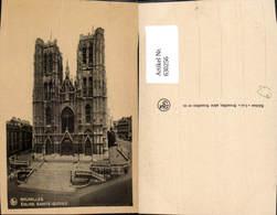 630256,Bruxelles Brüssel Eglise Sainte Gudule Kirche Belgium - Ohne Zuordnung