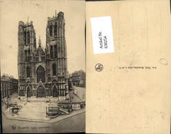 630254,Bruxelles Brüssel Eglise Sainte Gudule Kirche Belgium - Ohne Zuordnung