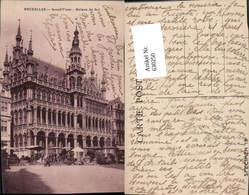 630250,Bruxelles Brüssel Grand Place Maison Du Roi Belgium Stempel Specimen 18 - Ohne Zuordnung