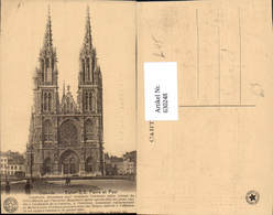 630248,Ostende Eglise S.S. Pierre Et Paul Belgium - Belgien