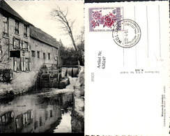 630247,Foto Ak Woluwe-St-Lambert Lindekemaelen Molen Wassermühle Mühle Belgium - Belgien