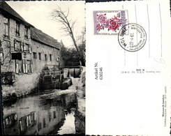 630246,Foto Ak Woluwe-St-Lambert Lindekemaelen Molen Wassermühle Mühle Belgium - Belgien