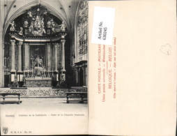 630245,Anvers Antwerpen Interieur De La Cathedrale Innenansicht Kathedrale Belgium - Belgien