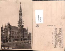630241,Bruxelles Brüssel Hotel De Ville Stadhuis Belgium - Belgien