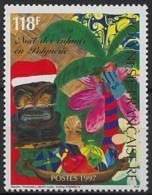 Polynésie, N° 554** Y Et T - Neufs