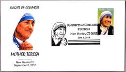 MADRE TERESA DE CALCUTA. New Haven CT 2010 - Mother Teresa