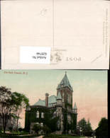629744,City Hall Passaic New Jersey - Vereinigte Staaten