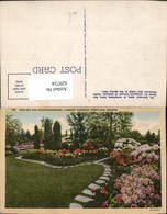 629724,Azaleas And Rhododendrons Lambert Gardens Portland Oregon - Vereinigte Staaten