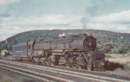 Delaware & Hudson 1519,4-6-6-4,at Whitehall, Ungelaufen - Trains